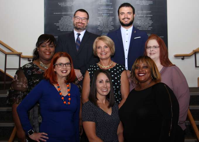 Student Affairs Team 2019