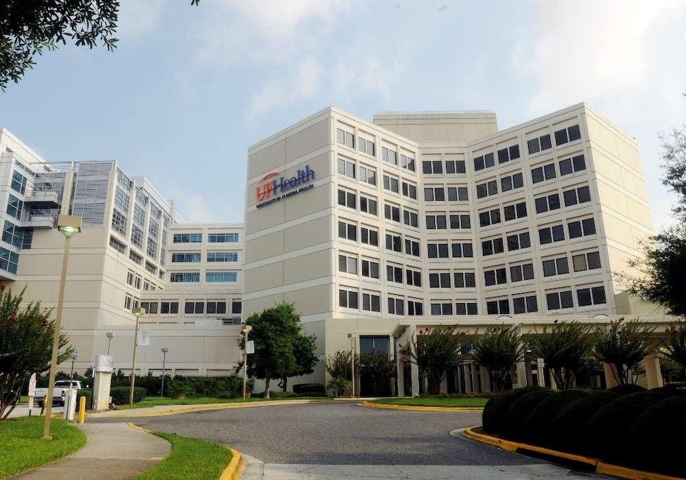 Jacksonville Campus Exterior